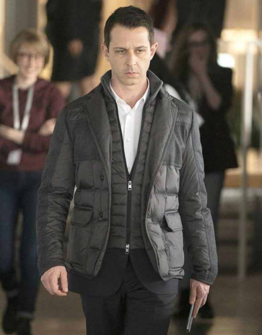 Succession-Roman-Roy-Black-Jacket