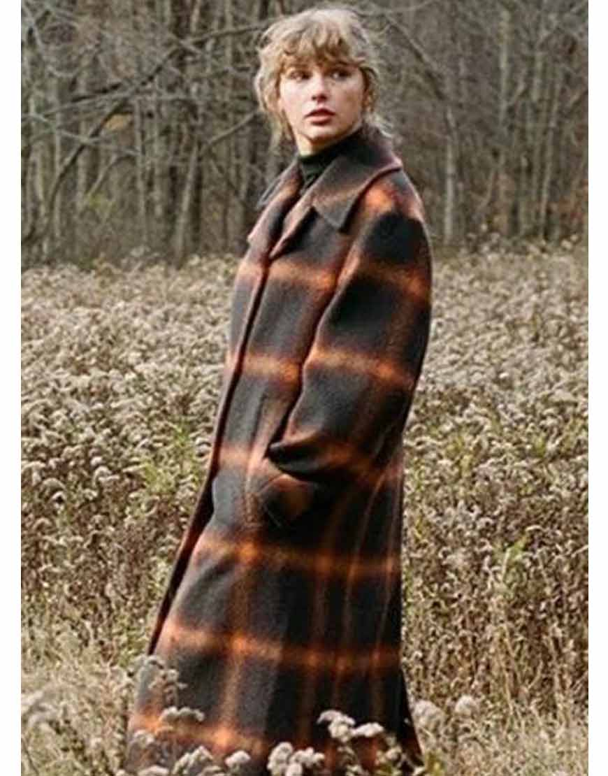 Taylor-Swift-Evermore-Checked-Coat