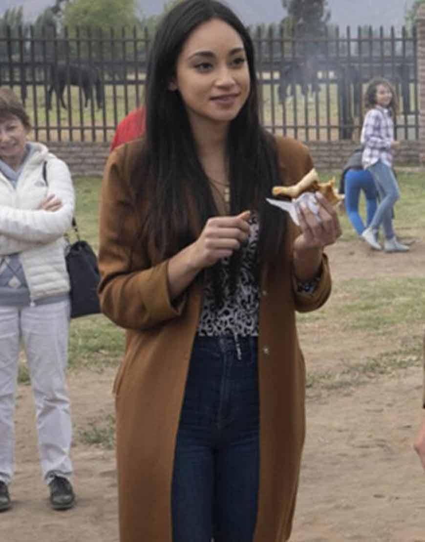 The-Bachelor-TV-Series-Victoria-Fuller-Brown-Wool-Coat