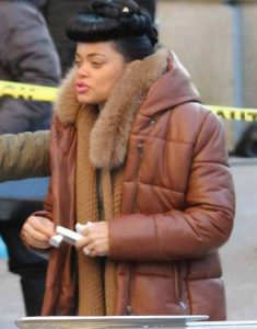 The-United-States-vs.-Billie-Holiday-Andra-Day-Quilted-Trench-Coat