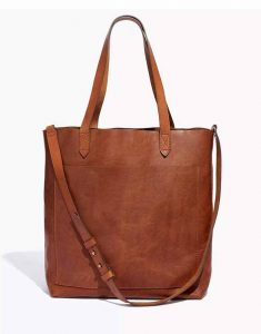 Virgin-River-S02-Melinda-Monroe-Brown-Leather-Bag
