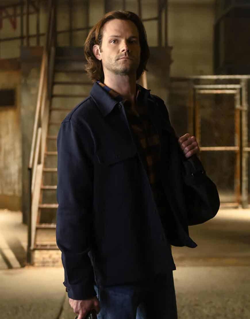 Walker-Jared-Padalecki-Black-Coat