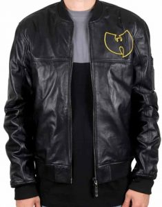 Wu-Tang-Black-Bomber-Jacket