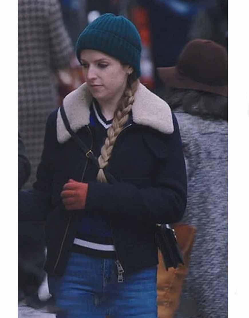 Ami-Zipped-Jacket-With-Shearling-Collar-Anna-Kendrick-Love-Life