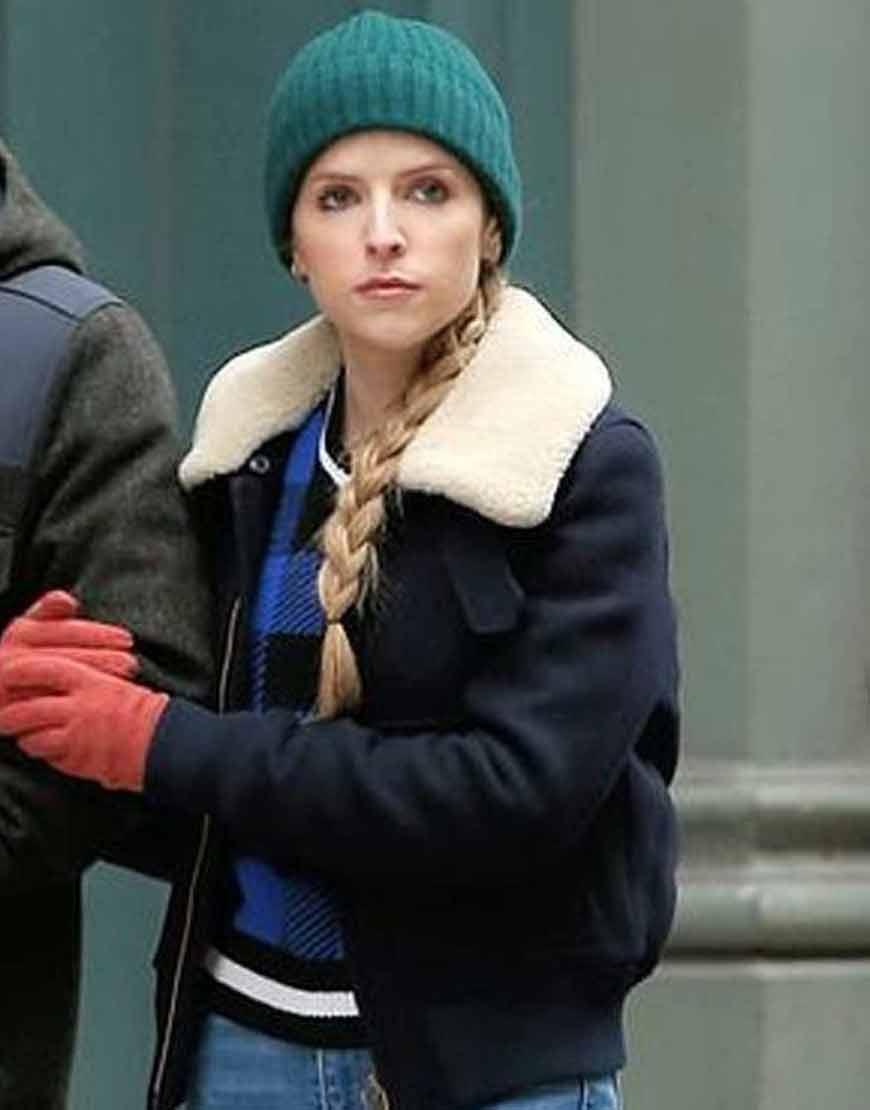 Anna-Kendrick-Love-Life-Darby-Carter-Shearling-Collar-Jacket