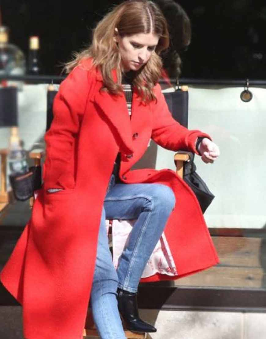 Darby-TV-Series-Love-Life-Red-Trench-Coat
