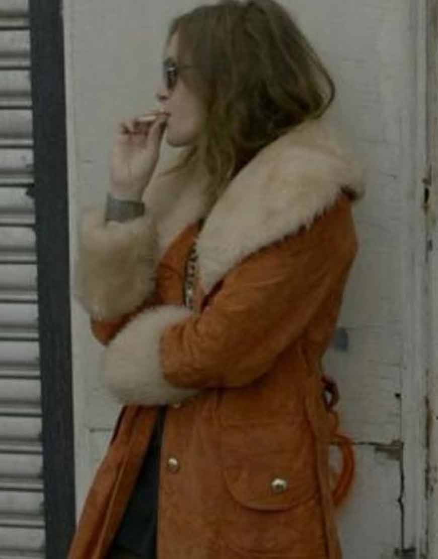 Darlene-Carly-Chaikin-Mr.-Robot-Suede-Leather-Shearling-Coat