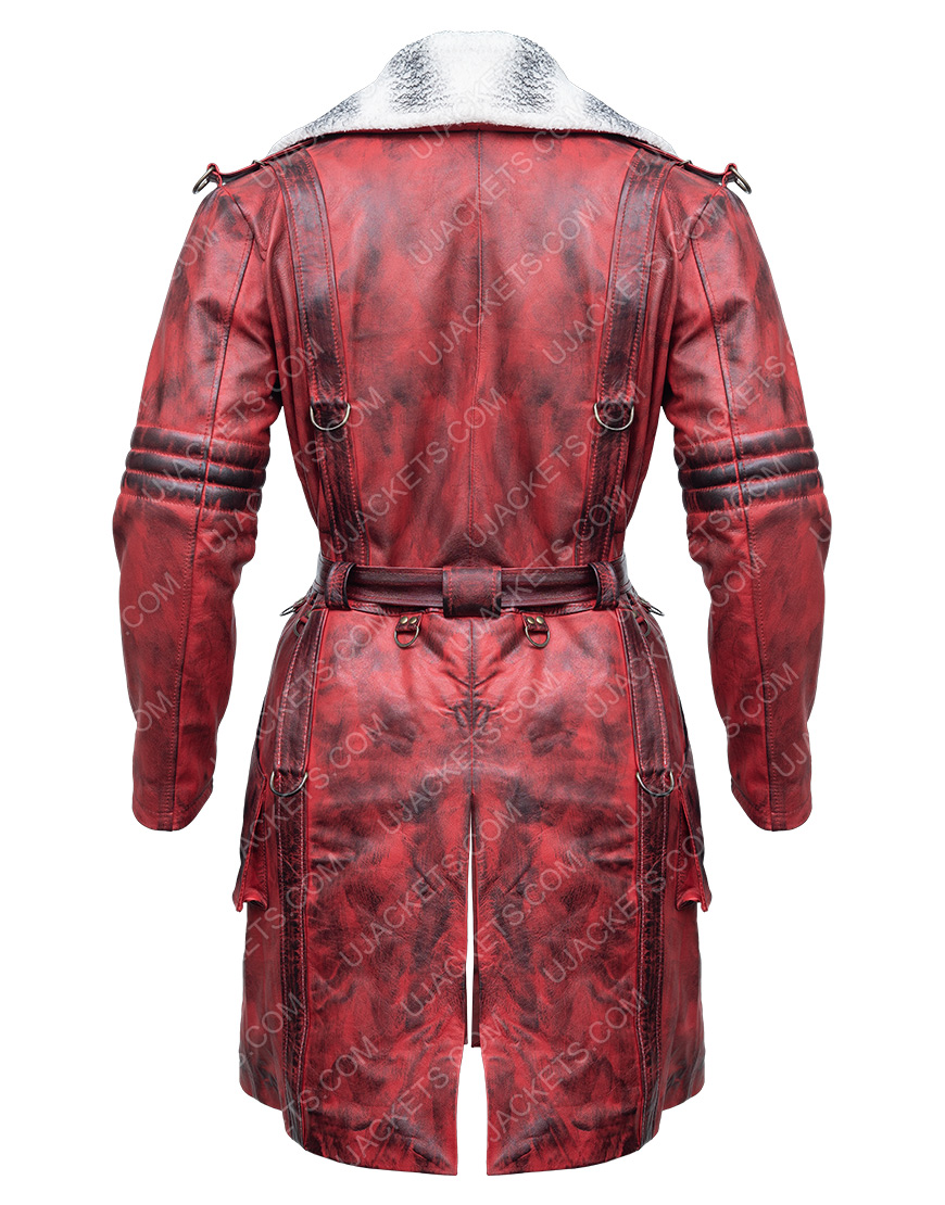 Fallout 4 Nuka Raider Battle Coat