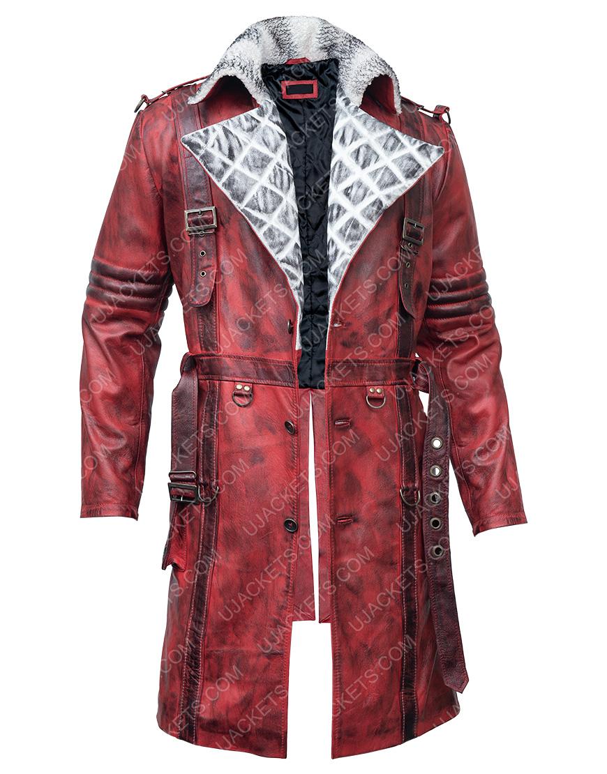 Fallout 4 Nuka Raider Maxson's Battle Coat