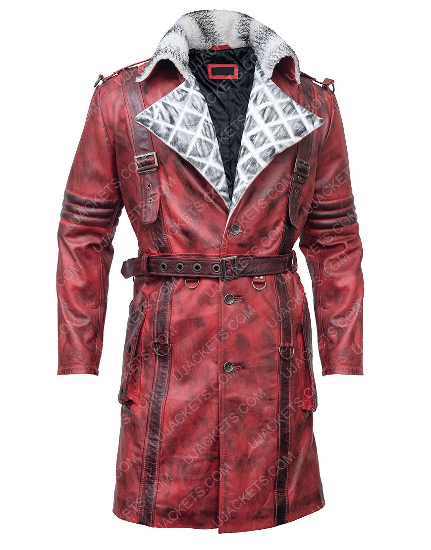 Fallout Nuka Raider Maxson's Battle Coat