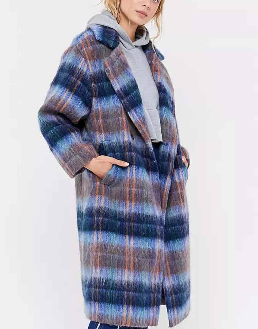 Hope-Davis-Love-Life-Blue-Plaid-Coat