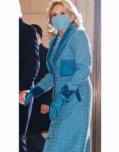 Jill-Biden-Tweed-Blue-Coat