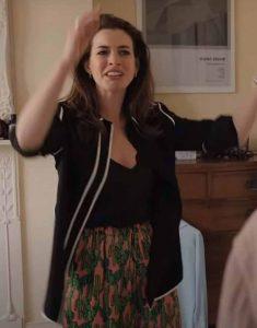 Locked-Down-Anne-Hathaway-Black-Jacket