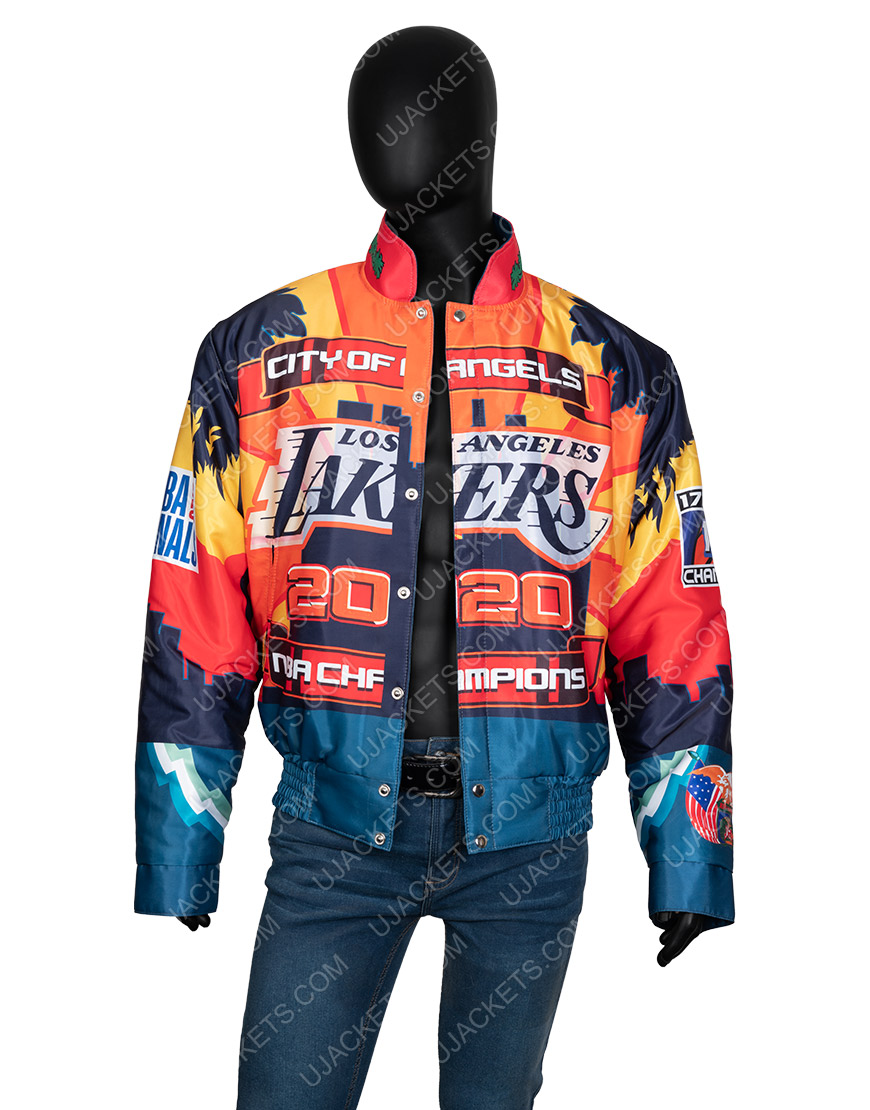 Los Angeles Lakers Championship 2020 Jacket