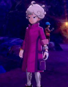 Pokemon-Sword-and-Shield-Bede-Pink-Long-Jacket