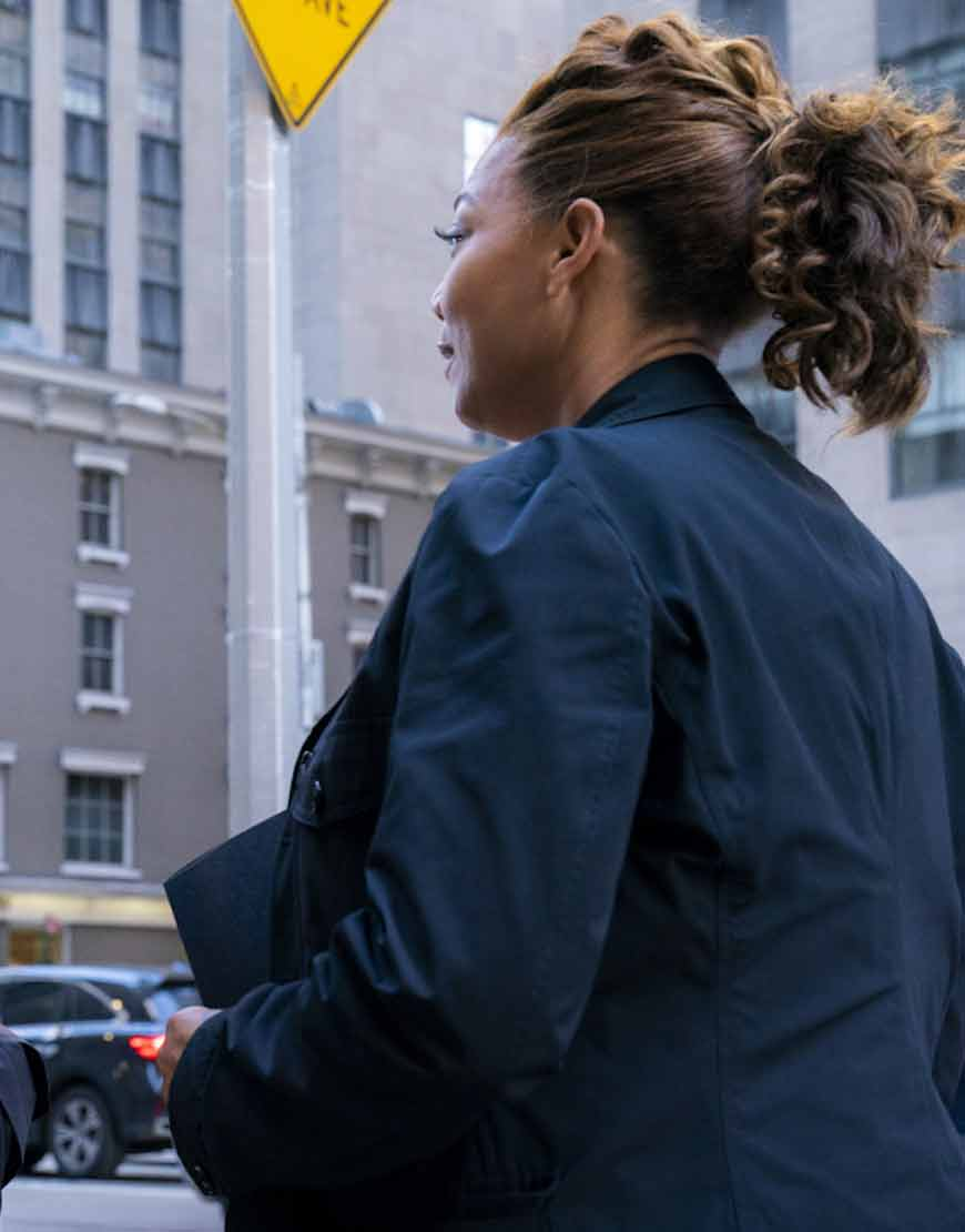 Queen-Latifah-The-Equalizer-2021-Robyn-McCall-Black-Jacket
