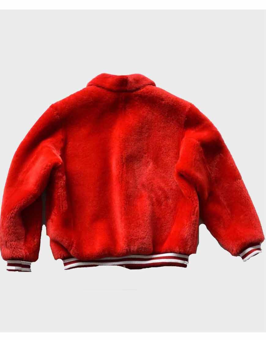Red-Fur-Shearling-Bomber-Jacket