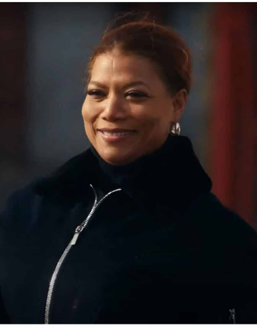 Robyn-McCall-The-Equalizer-2021-Queen-Latifah-Black-Jacket