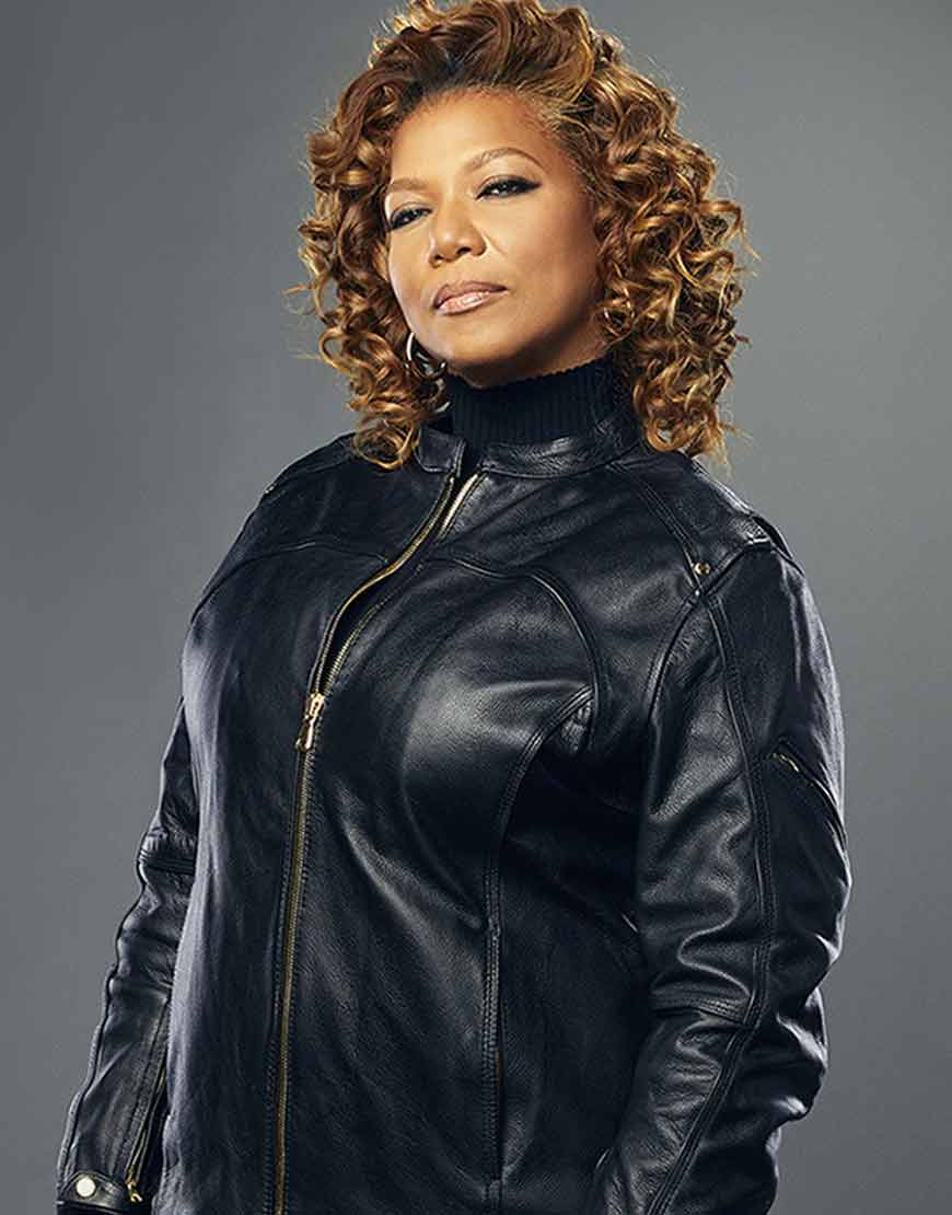 The-Equalizer-2021-Queen-Latifah-Leather-Jacket