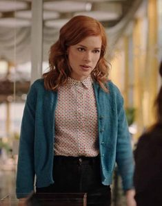 Zoey's-Extraordinary-Playlist-Jane-Levy-Blue-Wool-Blend-Jacket