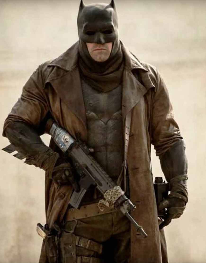 Batman-Knightmare-Brown-Trench-Coat