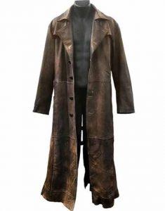 Batman-Knightmare-Future-Distressed-Brown-Leather-Coat