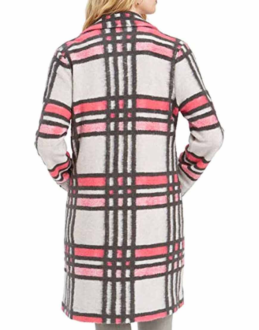 Blue-Bloods-S011-Alison-Gable-Pink-Grey-Checked-Coat