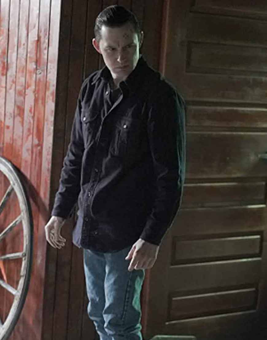 Brian-Geraghty-TV-Series-Big-Sky-2021-Black-Cotton-Jacket