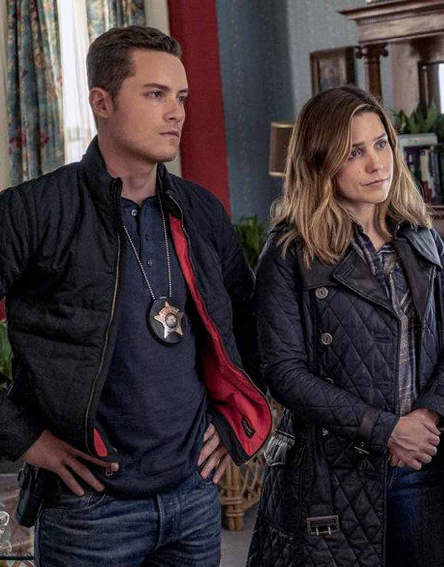 Chicago-P.D.-Jay-Halstead-Quilted-Hooded-Jacket