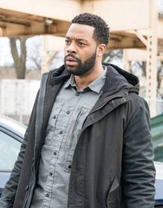 Chicago-P.D.-Season7-Kevin-Atwater-Black-Hooded-Jacket