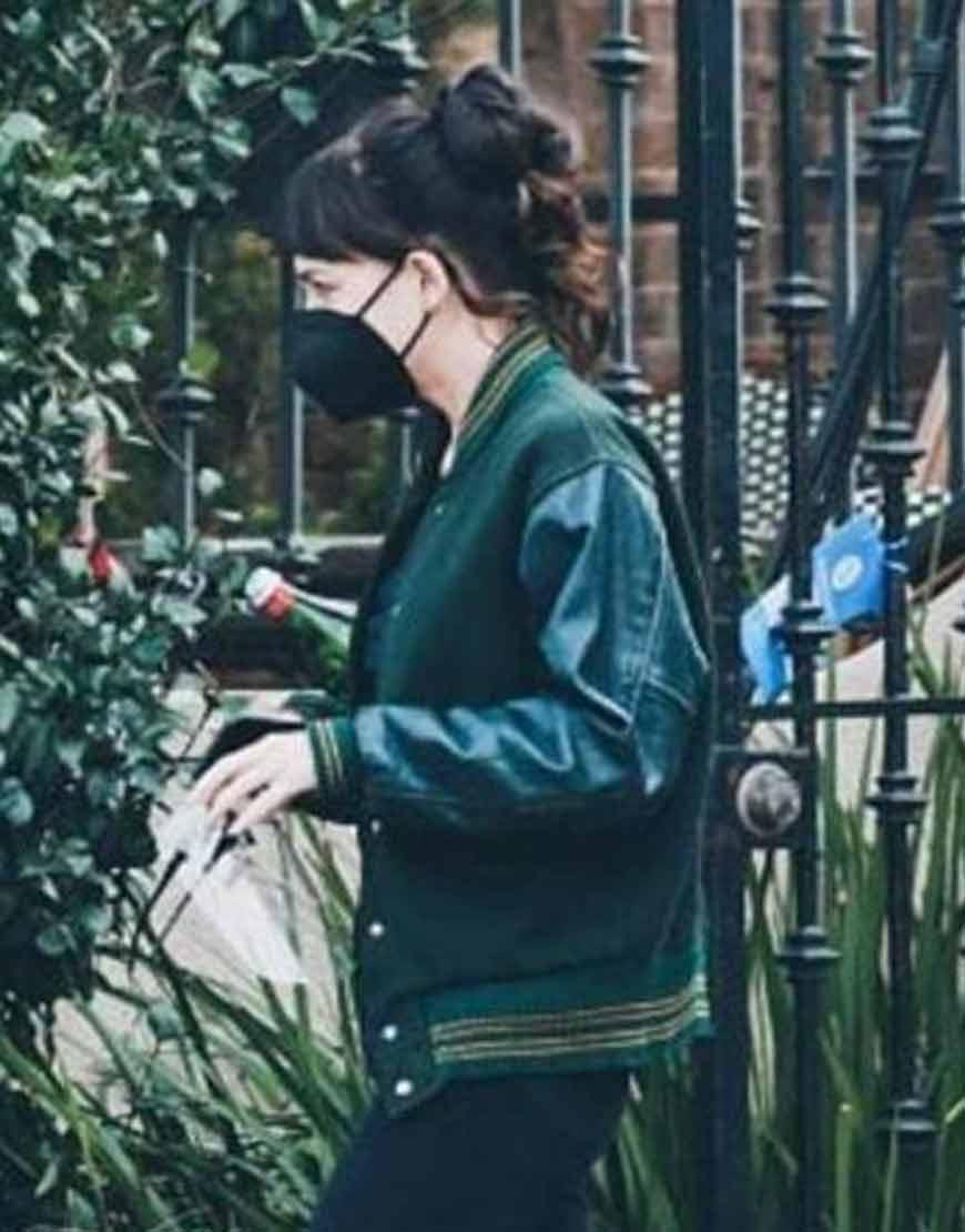Dakota-Johnson-Am-I-OK-2021-Lucy-Green-Jacket