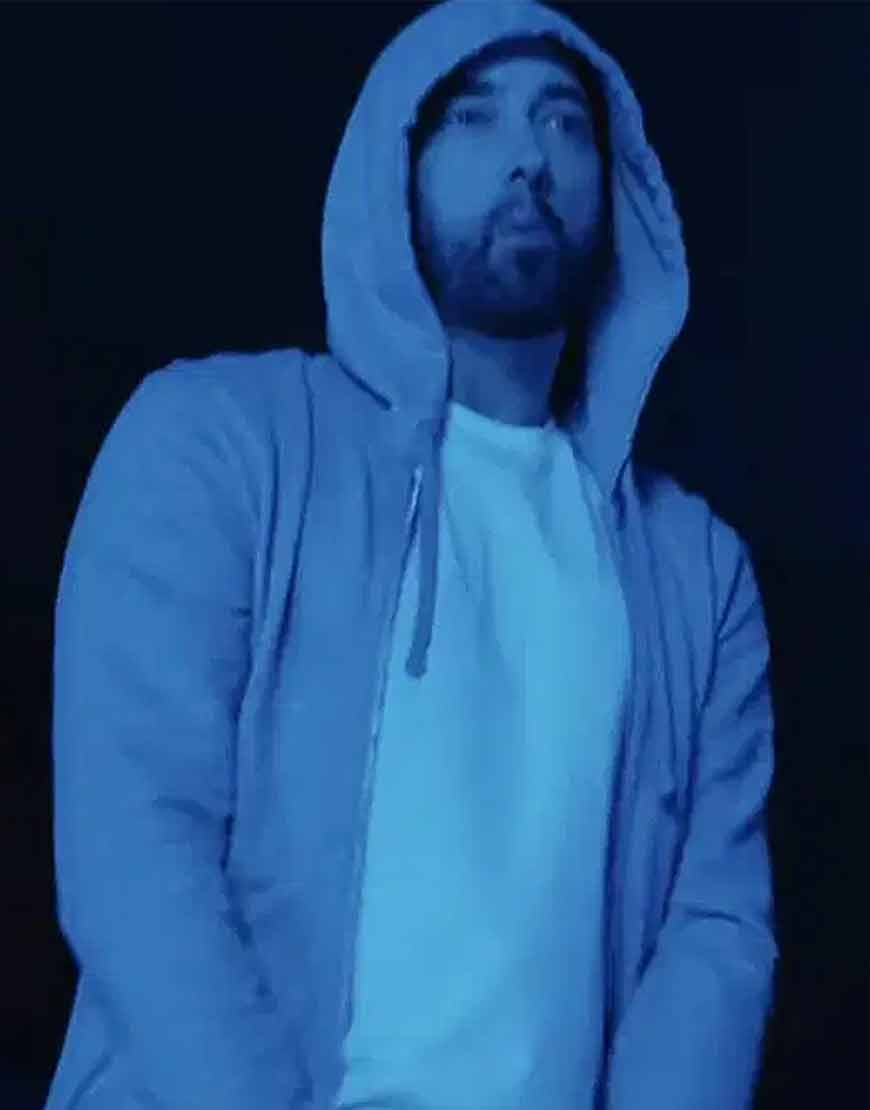 Darkness-Eminem-Grey-Hooded-Jacket