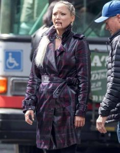 Double-Breasted-Thunder-Force-2021-Pom-Klementieff-Coat