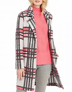 Erin-Neufer-Blue-Bloods-S011-Alison-Gable-Grey-Pink-Checked-Coat