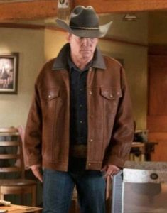Heartland-S14-Tim-Fleming-Brown-Suede-Jacket