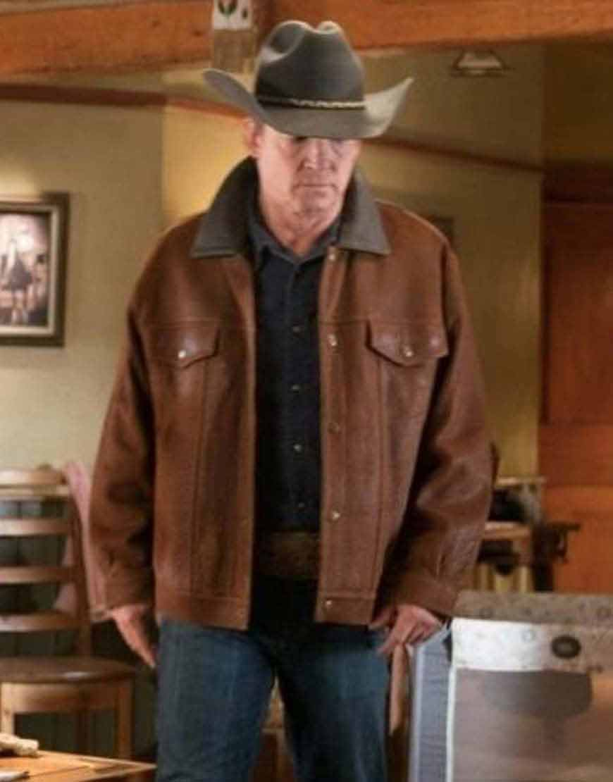 Heartland-S14-Tim-Fleming-Brown-Suede-Jacket