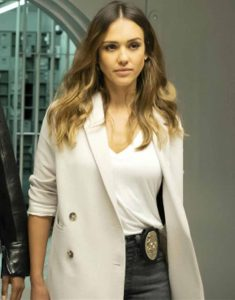 Jessica-Alba-L.A.s-Finest-Nancy-McKenna-Double-Breasted-Coat