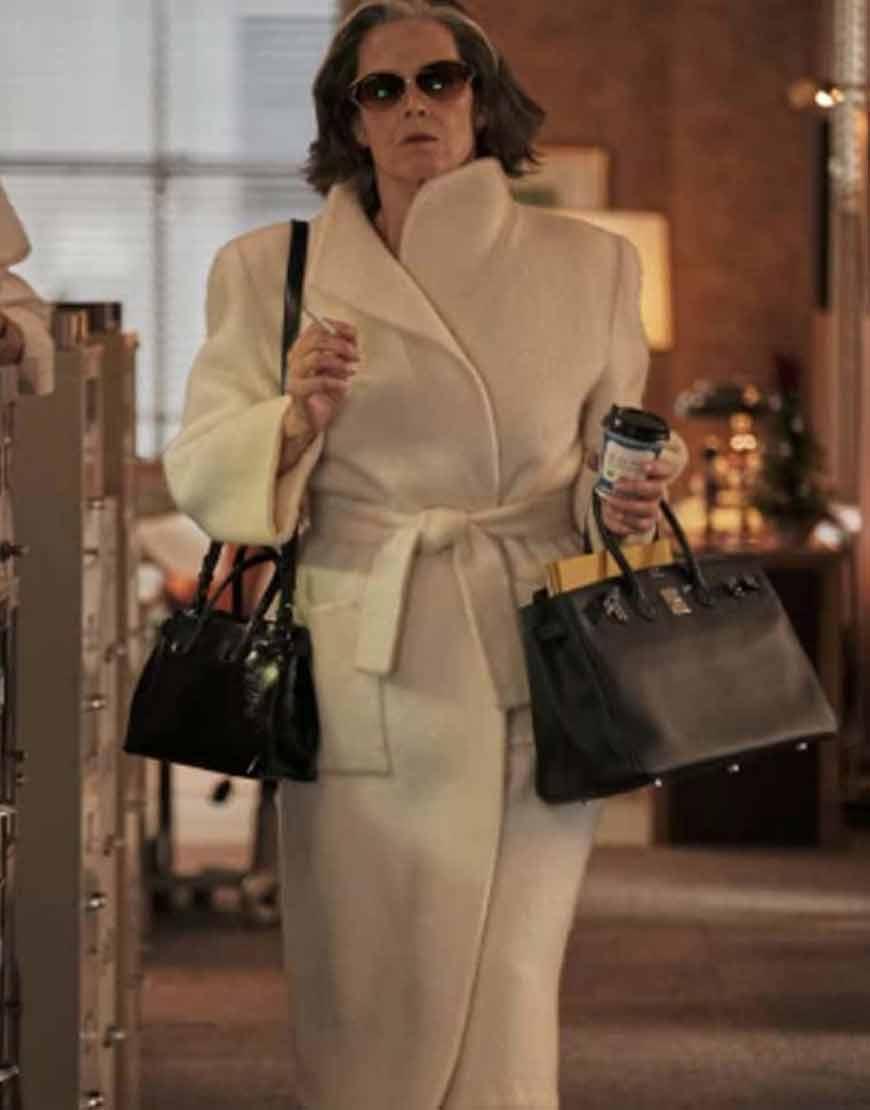 Margaret-My-Salinger-Year-2021-White-Trench-Coat