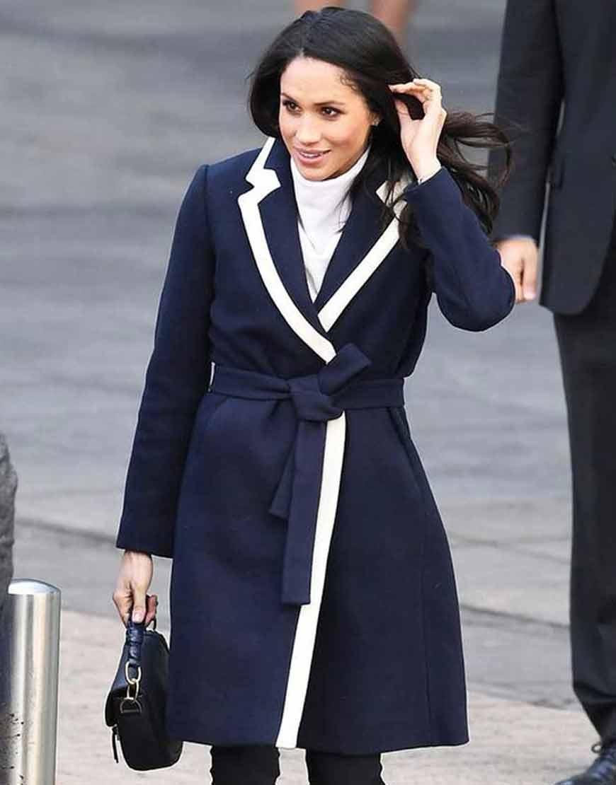 Meghan-Markle-Blue-Belted-Coat