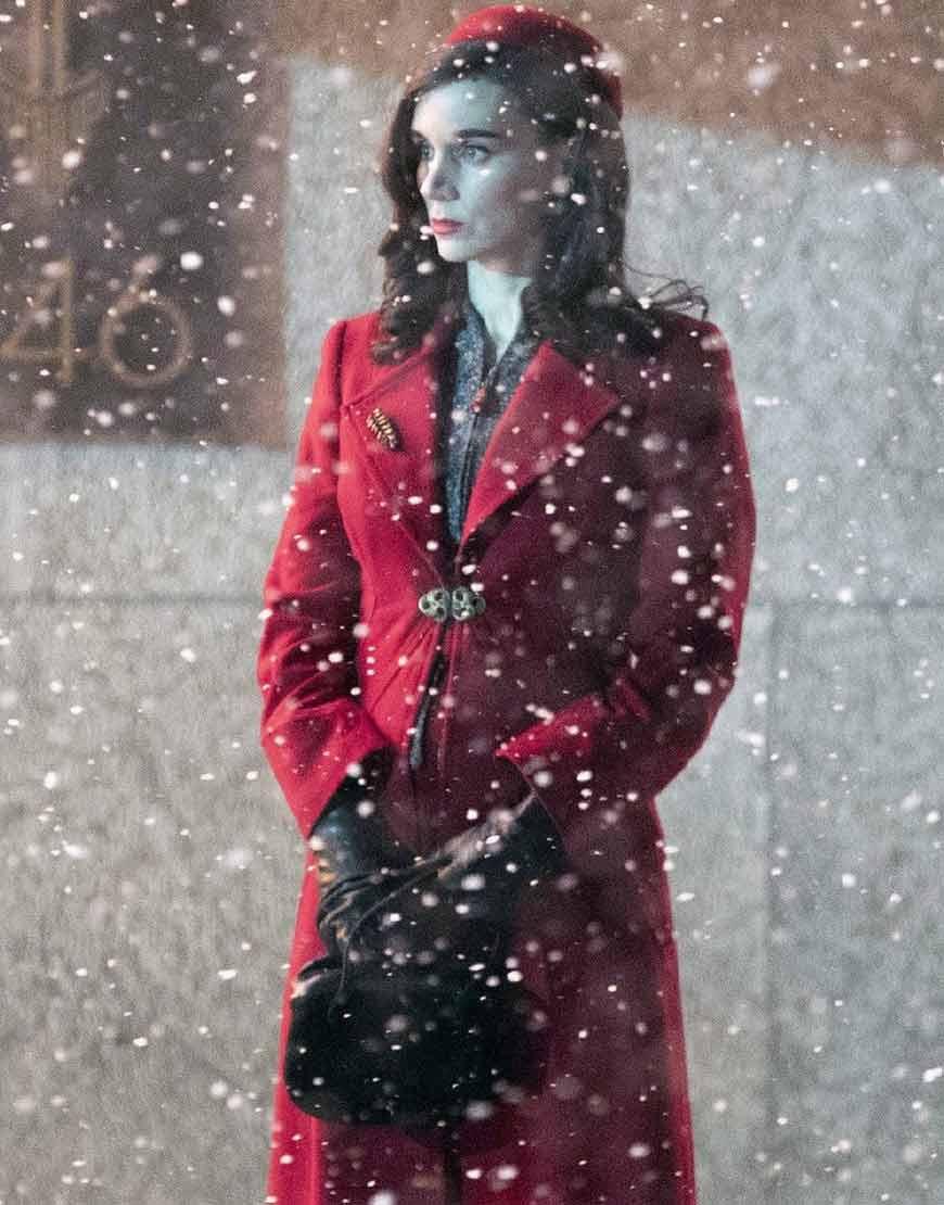 Nightmare-Alley-Rooney-Mara-Red-Coat