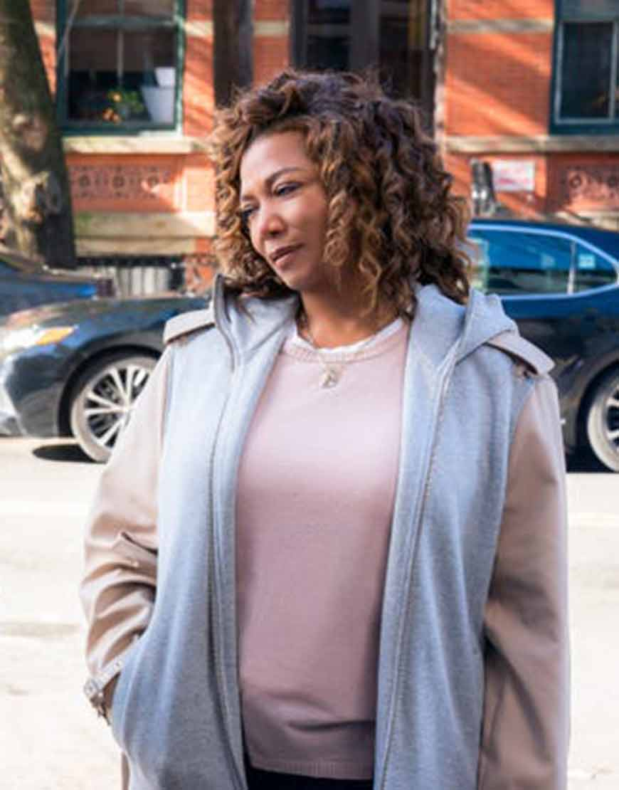 Queen-Latifah-TV-Series-The-Equalizer-2021-Robyn-Mccall-Tail-Jacket