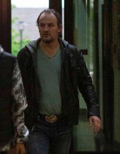Rick-Bowden-Silk-Road-2021-Black-Leather-Jason-Clarke-Jacket