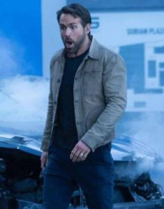 Ryan-Reynolds-The-Adam-Project-2021-Cotton-Jacket