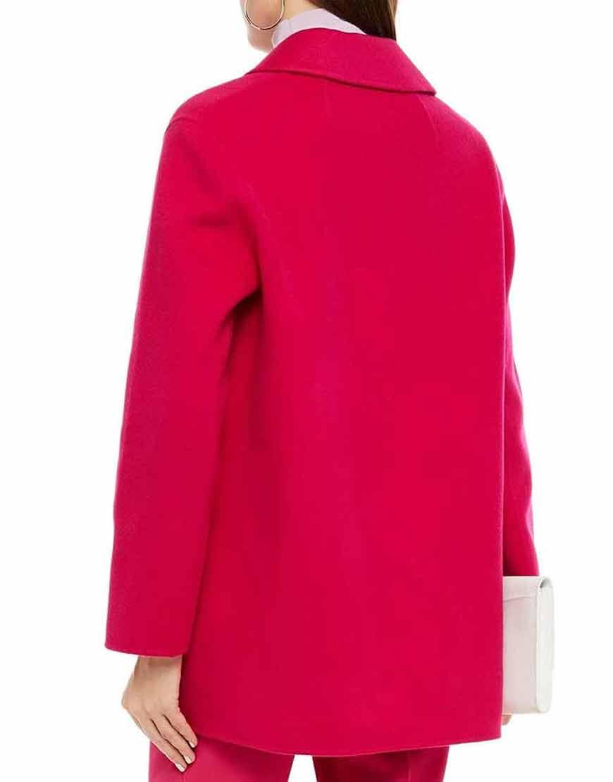 TV-Series-9-1-1-S04-Maddie-Kendall-Pink-Blazer-Coat