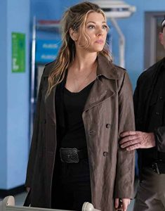 TV-Series-Big-Sky-2021-Jenny-Hoyt-Brown-Trench-Coat