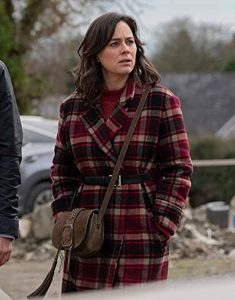 The-Drowning-Jill-Halfpenny-Checked-Wool-Blend-Coat