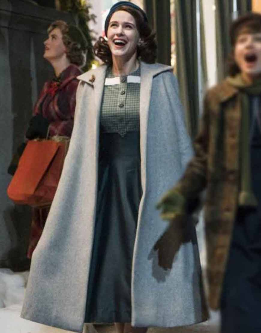 The-Marvelous-Mrs-Maisel-Rachel-Brosnahan-Miriam-Maisel-Grey-Coat