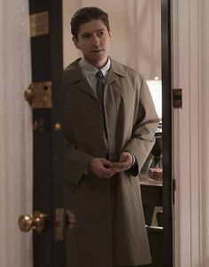 The-Marvelous-Mrs.-Maisel-Michael-Zegen-Brown-Trench-Coat