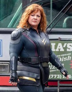 Thunder-Force-2021-Lydia-Black-Leather-Jacket