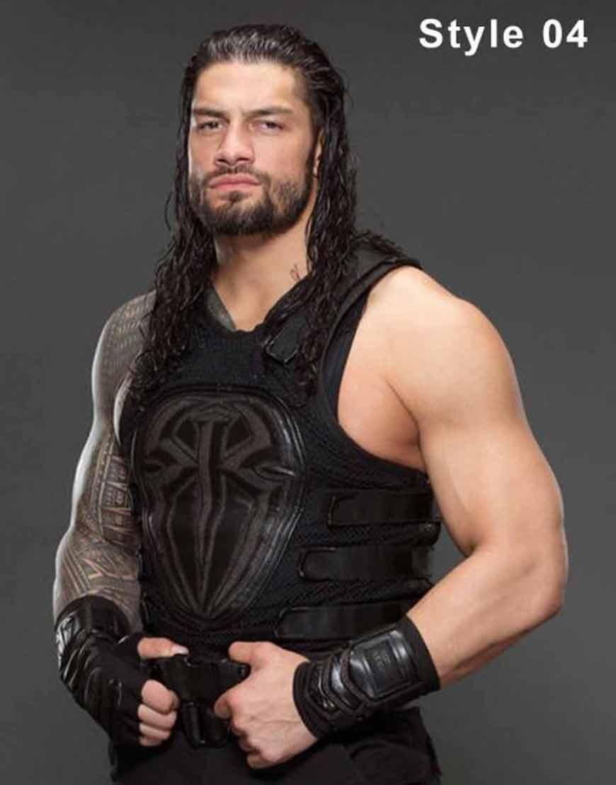 WWE-Roman-Reigns-Vest-04